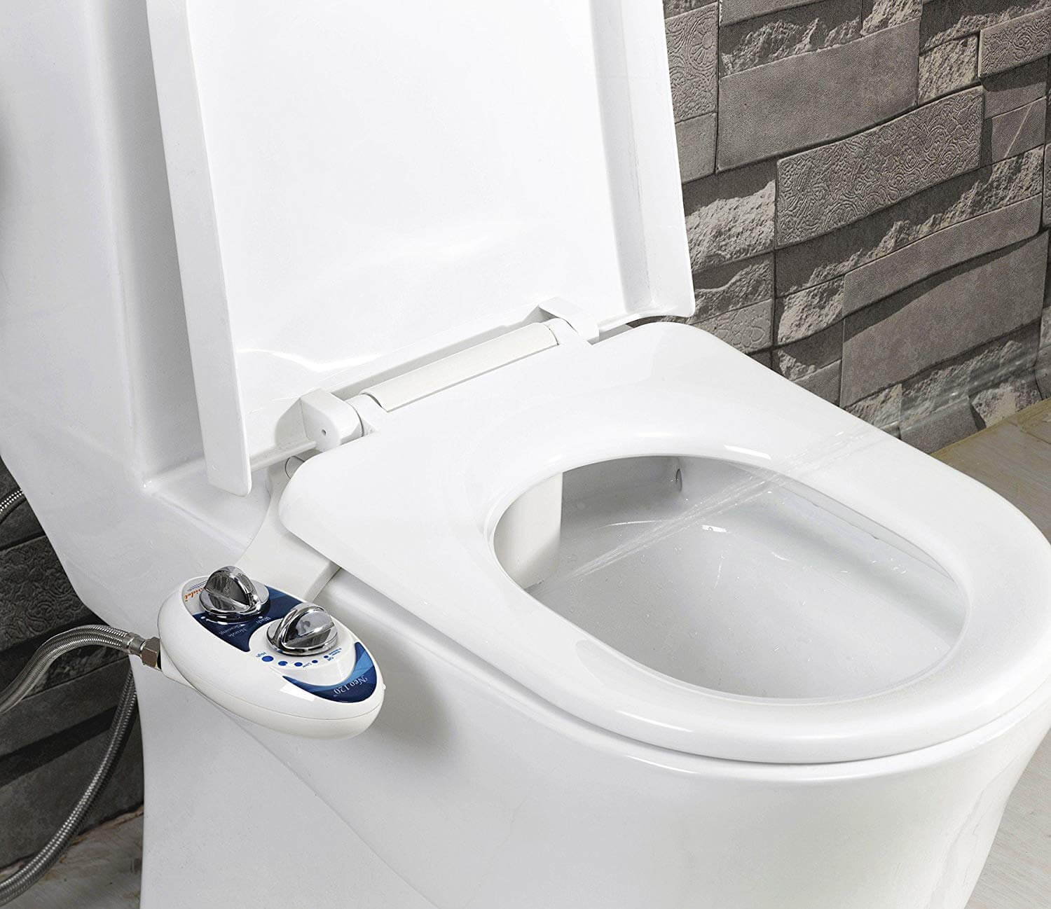 Luxe Bidet Neo 120 Review Non Mechanical Toilet Seat