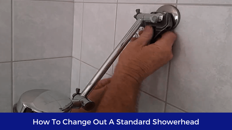 How To Change a Shower Head In Australia