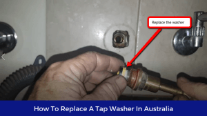 How To Replace A Tap Washer In Australia