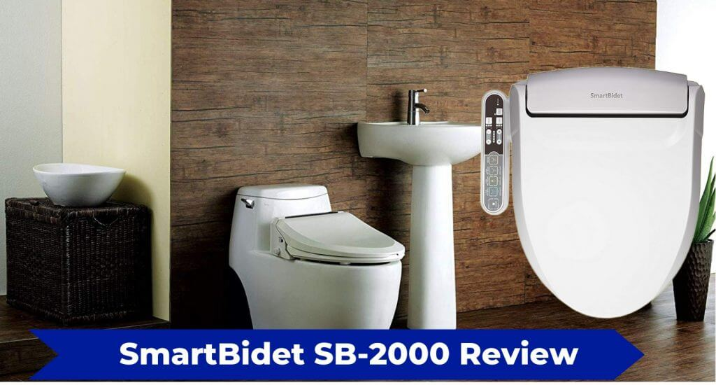 SmartBidet SB-2000 SB-2000WE Smart Electric Bidet Seat Review