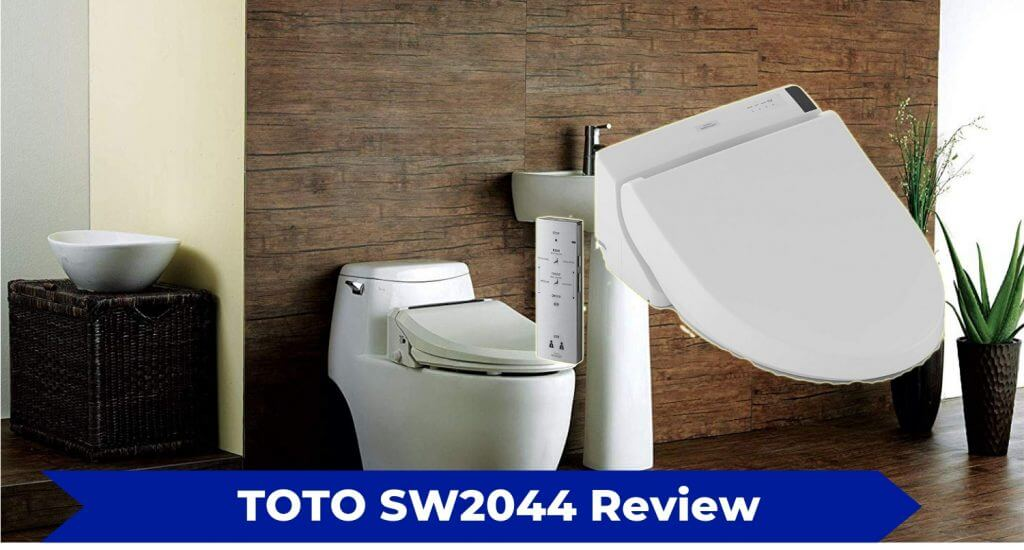 TOTO SW2044#01 C200 WASHLET Electronic Bidet Toilet Seat with PREMIST and SoftClose Lid