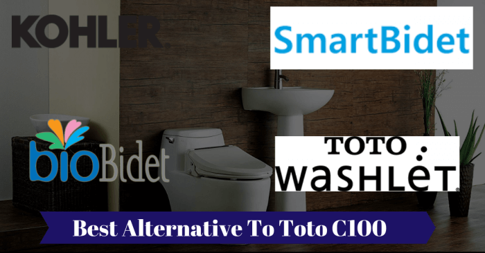 Best Alternative To The Toto C100