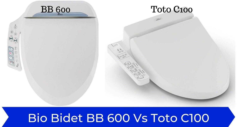 Bio Bidet Bb 600 Vs Toto C100 Electronic Bidet Toilet Seat 2019