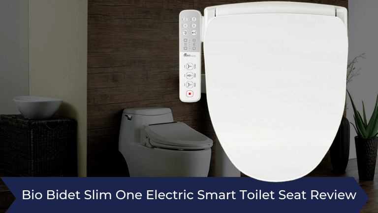 Bio Bidet Slim One Smart Toilet Seat